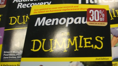 Menopausa for Dummies
