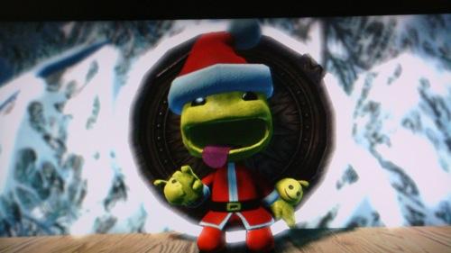Buon Natale dal Sackboy di Tanzen!