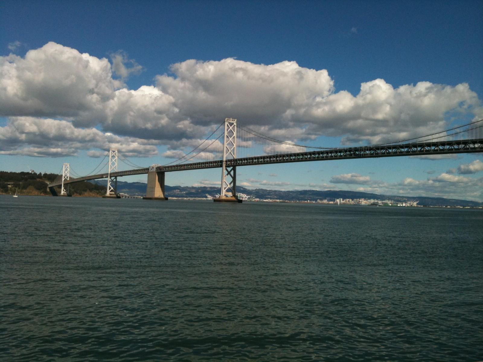 iPhone 3GS Bay Bridge tutto