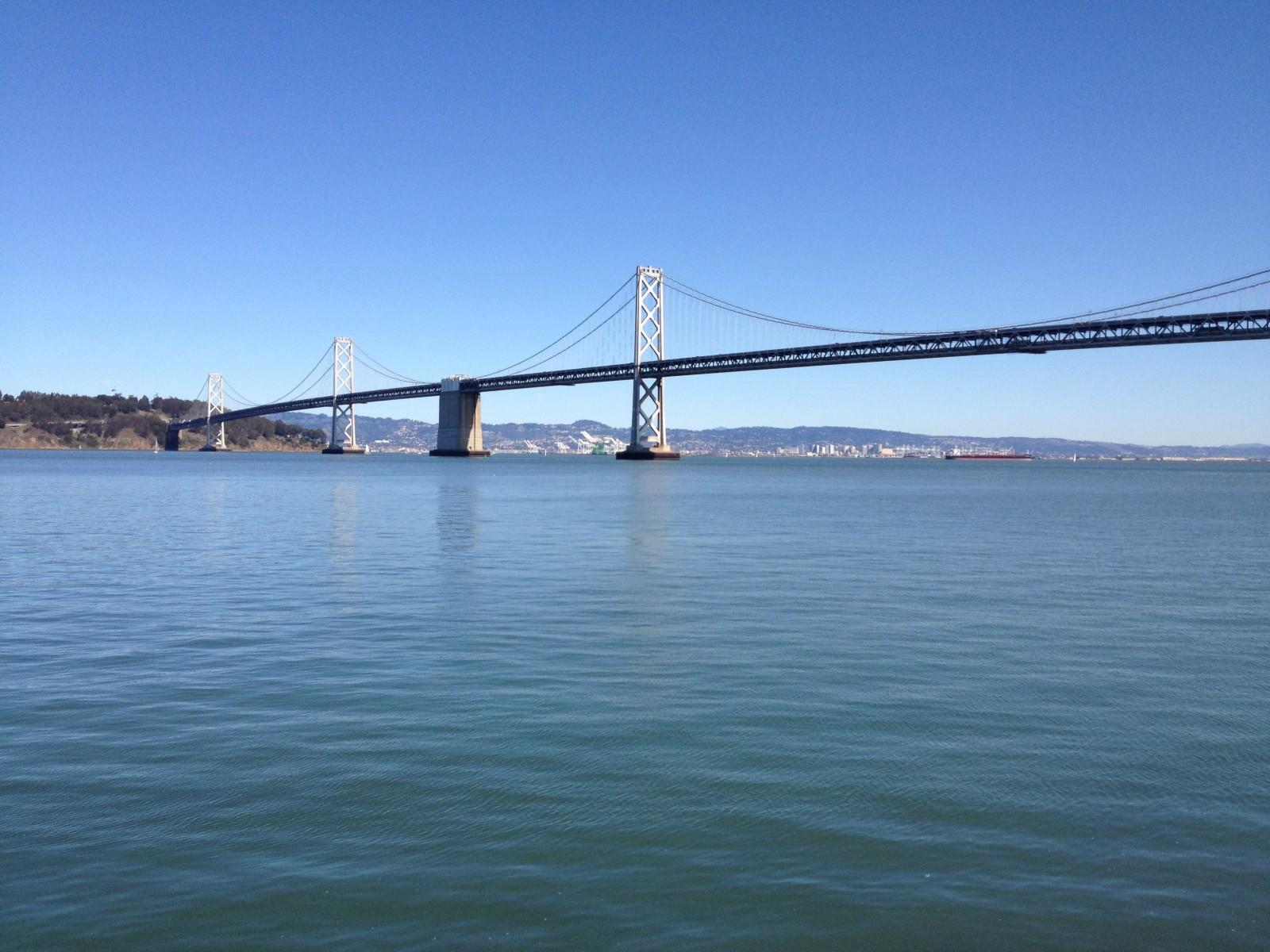 iPhone 4s Bay Bridge tutto