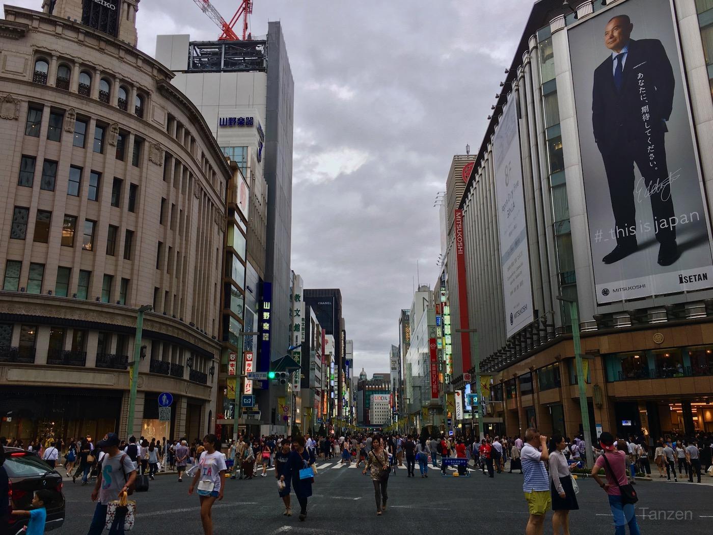 Tokyo nel 2016, per dettagli