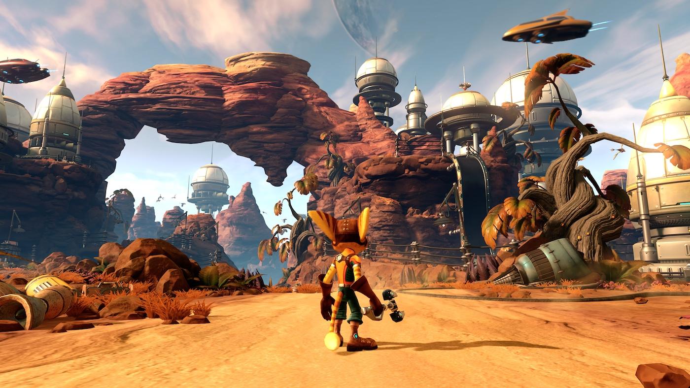 Ratchet & Clank #ScreenshotMania
